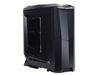 SilverStone RAVEN RV01B, Tower Extended ATX, w/ window kit, Black [24]