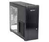 SilverStone Temjin TJ10B-W USB 3.0, Tower Extended ATX, w/ window kit, Black [24]