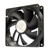 SilverStone FN91, FN Series Fan 9cm, 26dBA, fixed speed, Black [24]