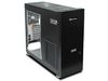 SilverStone Temjin TJ10B-WESA, Tower Extended ATX, ESA-Edition, w/ window kit, Black [24]